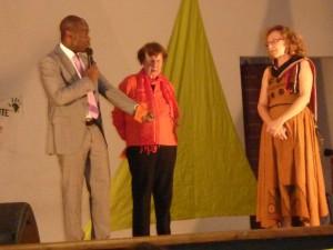 Discours d'ouverture de M. Pierre de Gaetan Njikam adjoint au maire de Bordeaux